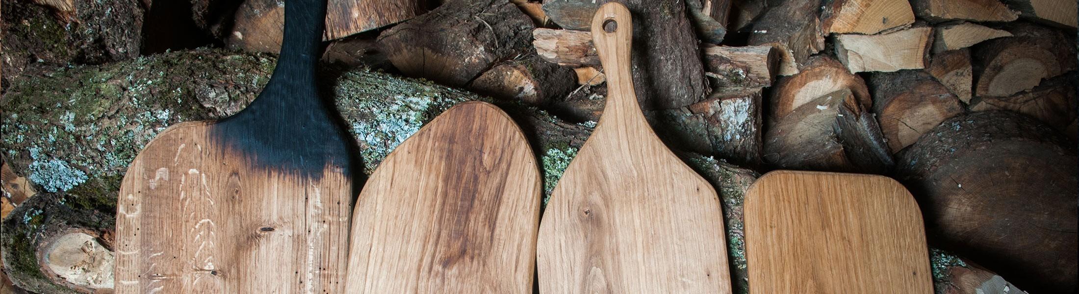Tête de Bois   planche à découper bois artisanal